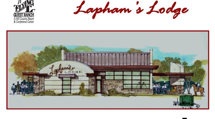 Lapham's Lodge Flyer