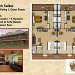 Ranch Suites Floor Plan Flyer