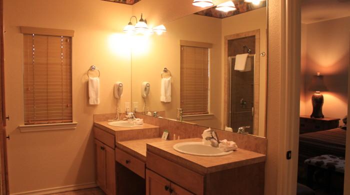 Bathroom Sink & Room