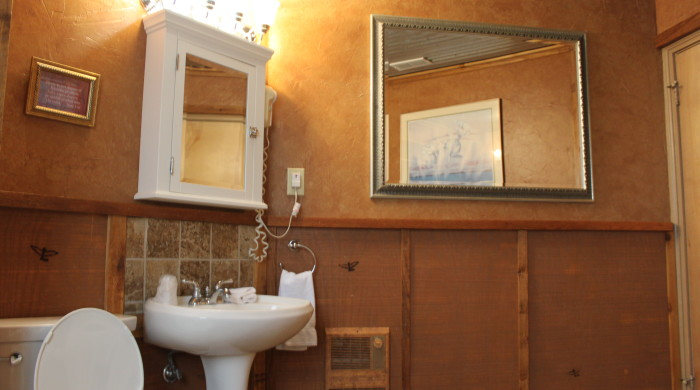 Bathroom -Mirror